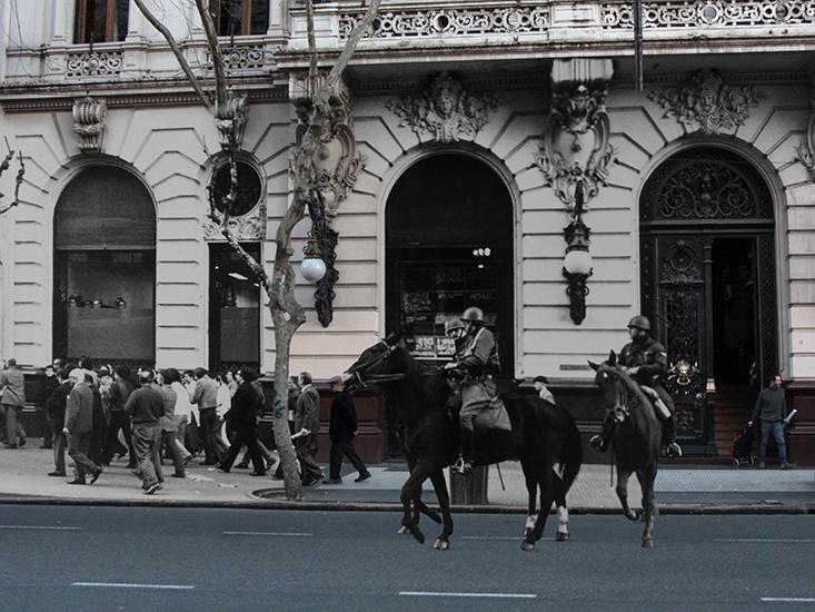 © Natalia Calabrese (2013) - Foto de archivo: Archivo General de la Nación